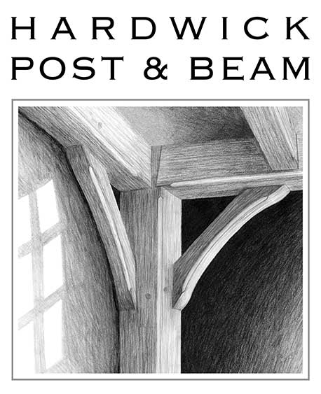 Hardwick Post & Beam logo