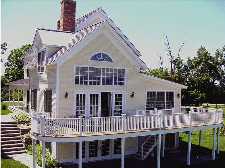 Custom Summer restoration home