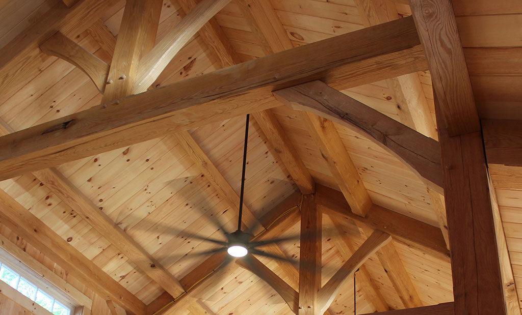 Timber frame Framework