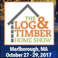 The log & timber home show Marlborough MA