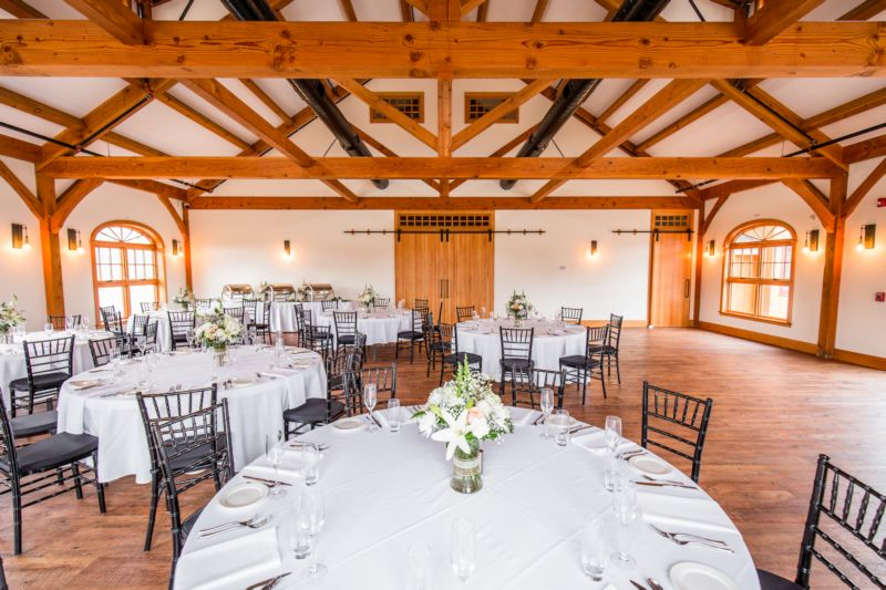 Timber frame function room