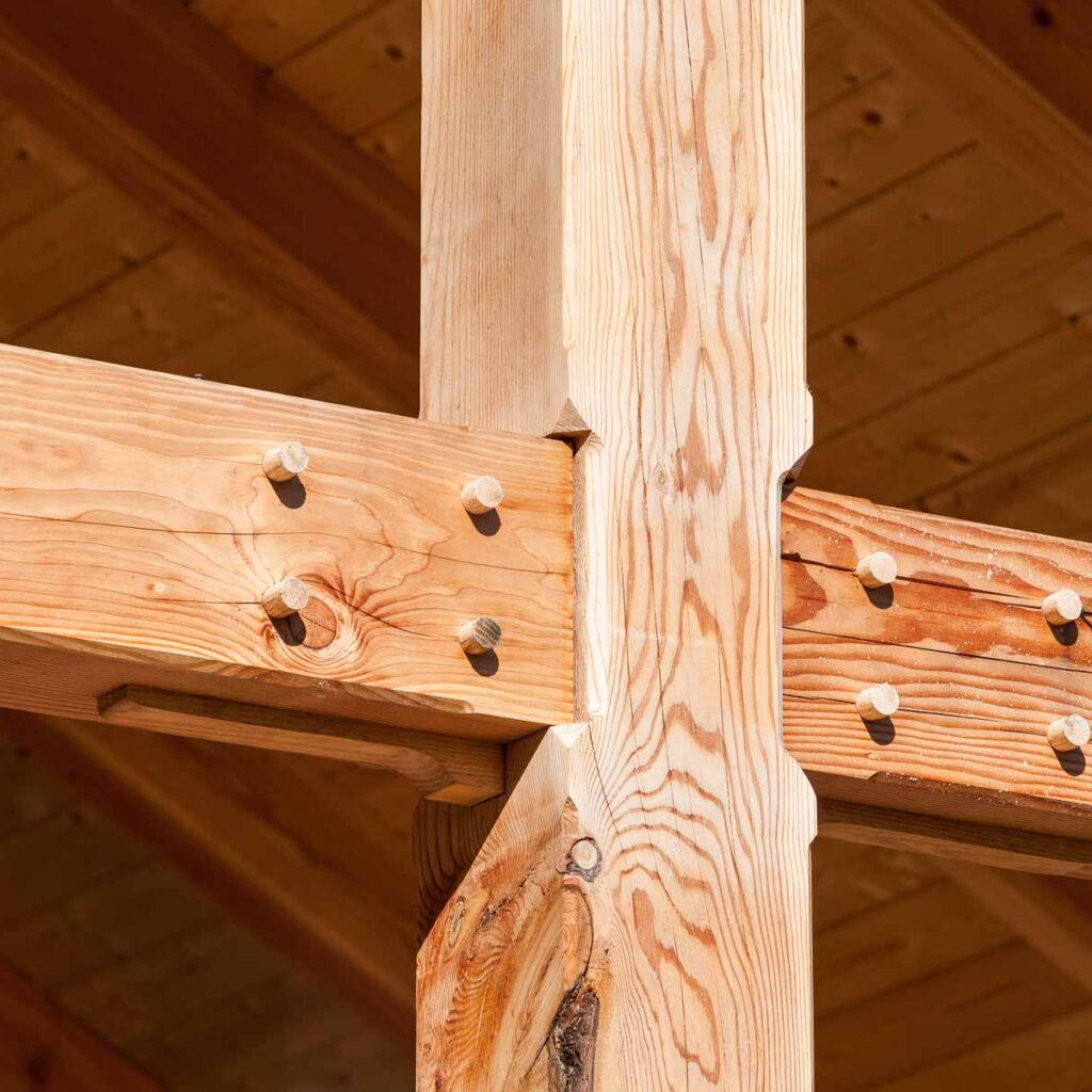 Westmoor Park Pavilion Joinery Details